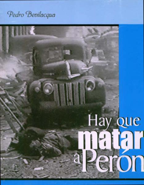 Tapa del libro de Pedro V. Bevilacqua