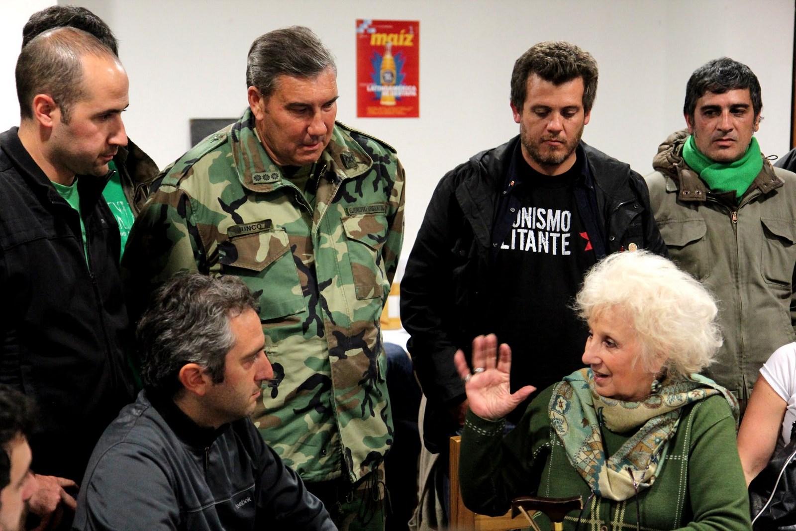 La Plata - La Patria es el Otro