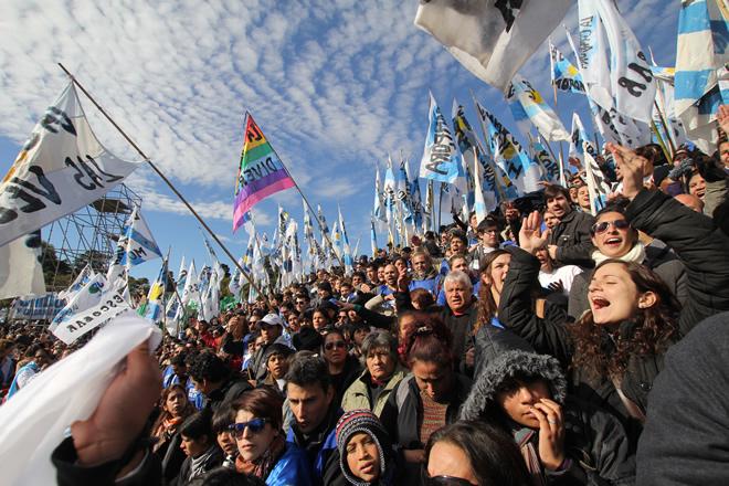 Día de la Bandera, Rosario