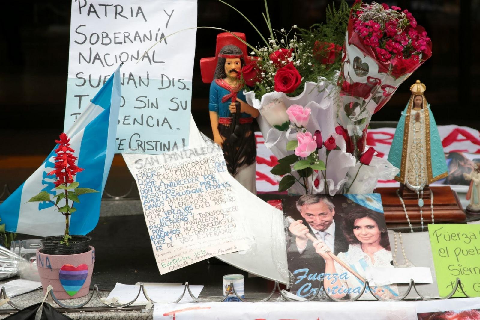 Apoyo a Cristina