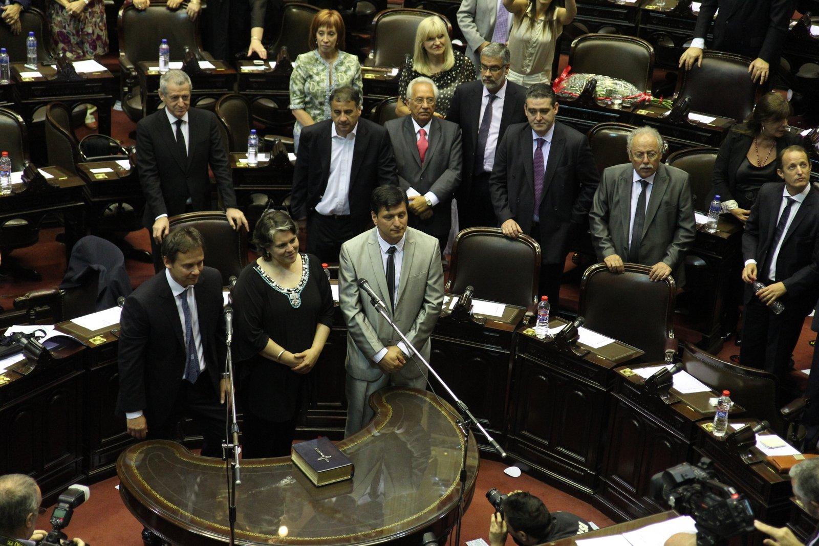 Jura diputados
