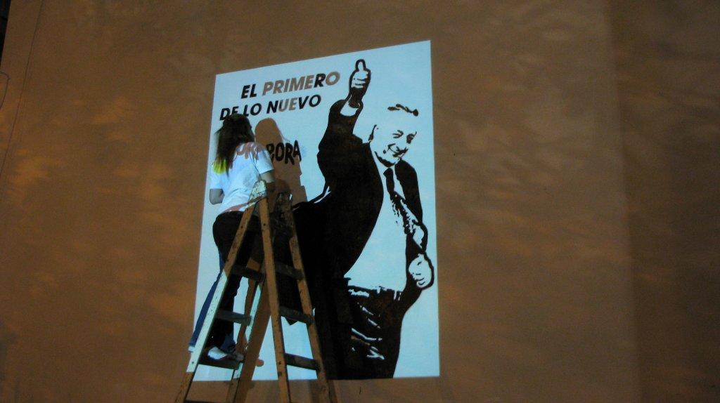Mural en Cordoba