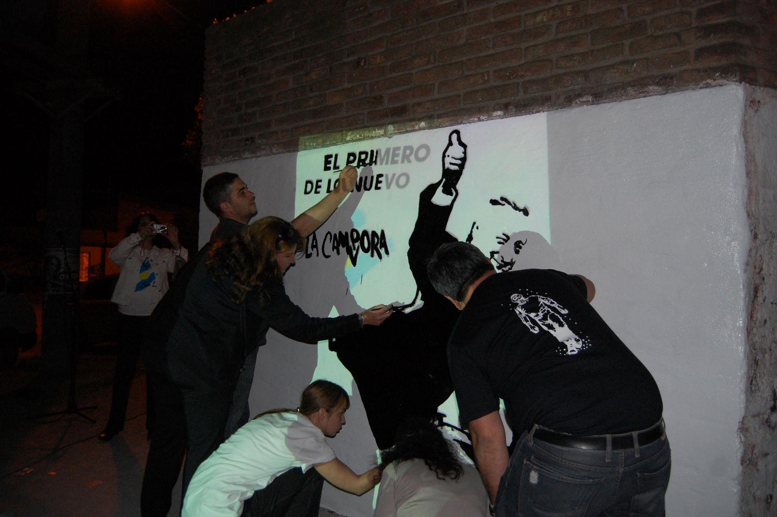 Mural en Santa Fe