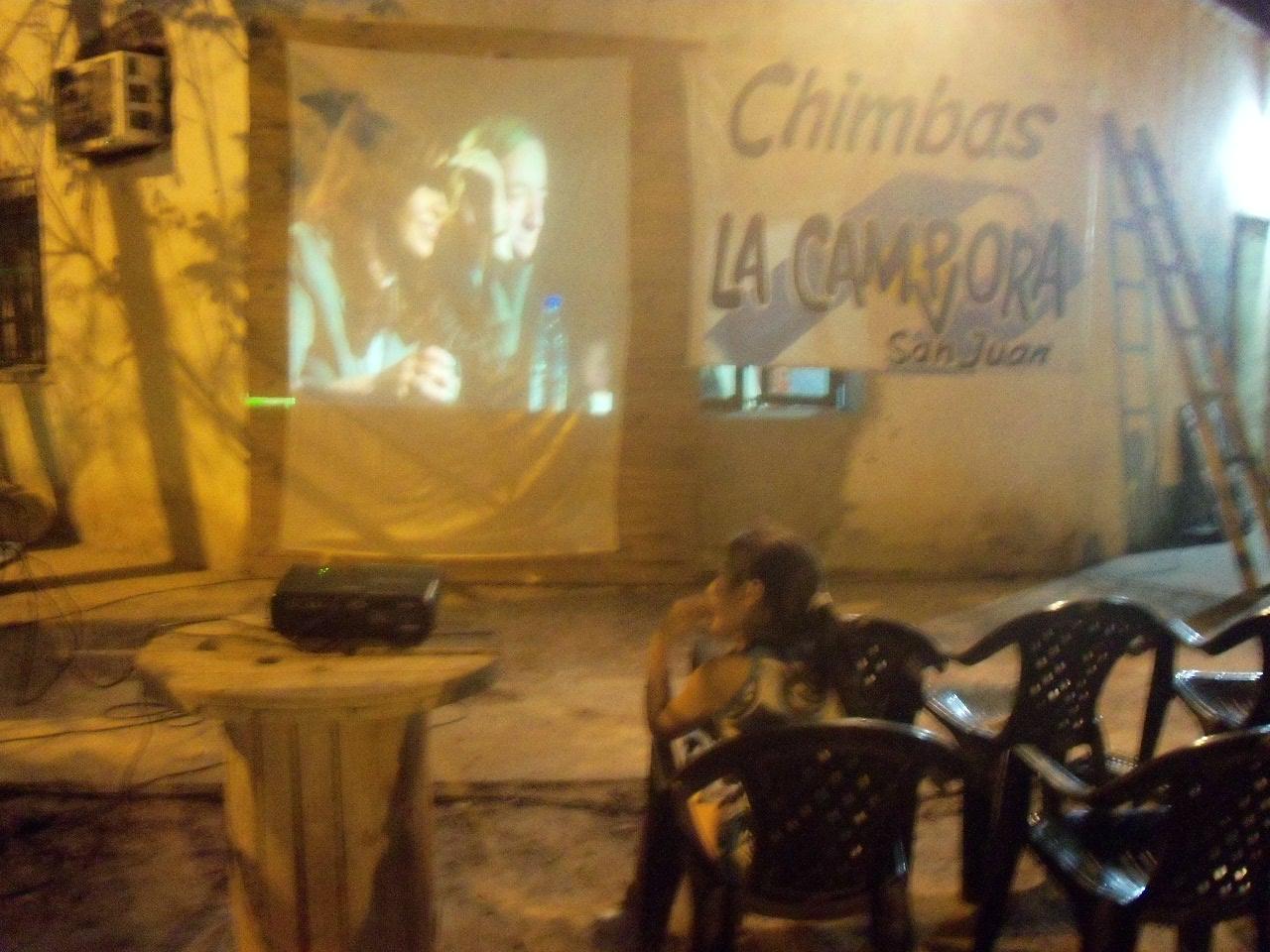 San Juan: Jornada militante en Chimbas
