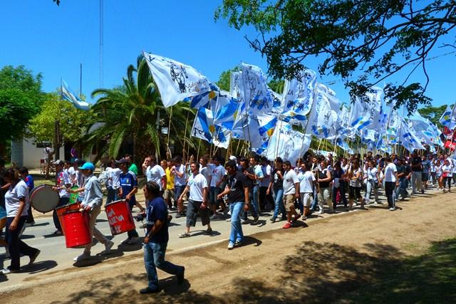 Dia de la Soberania - Vuelta de Obligado