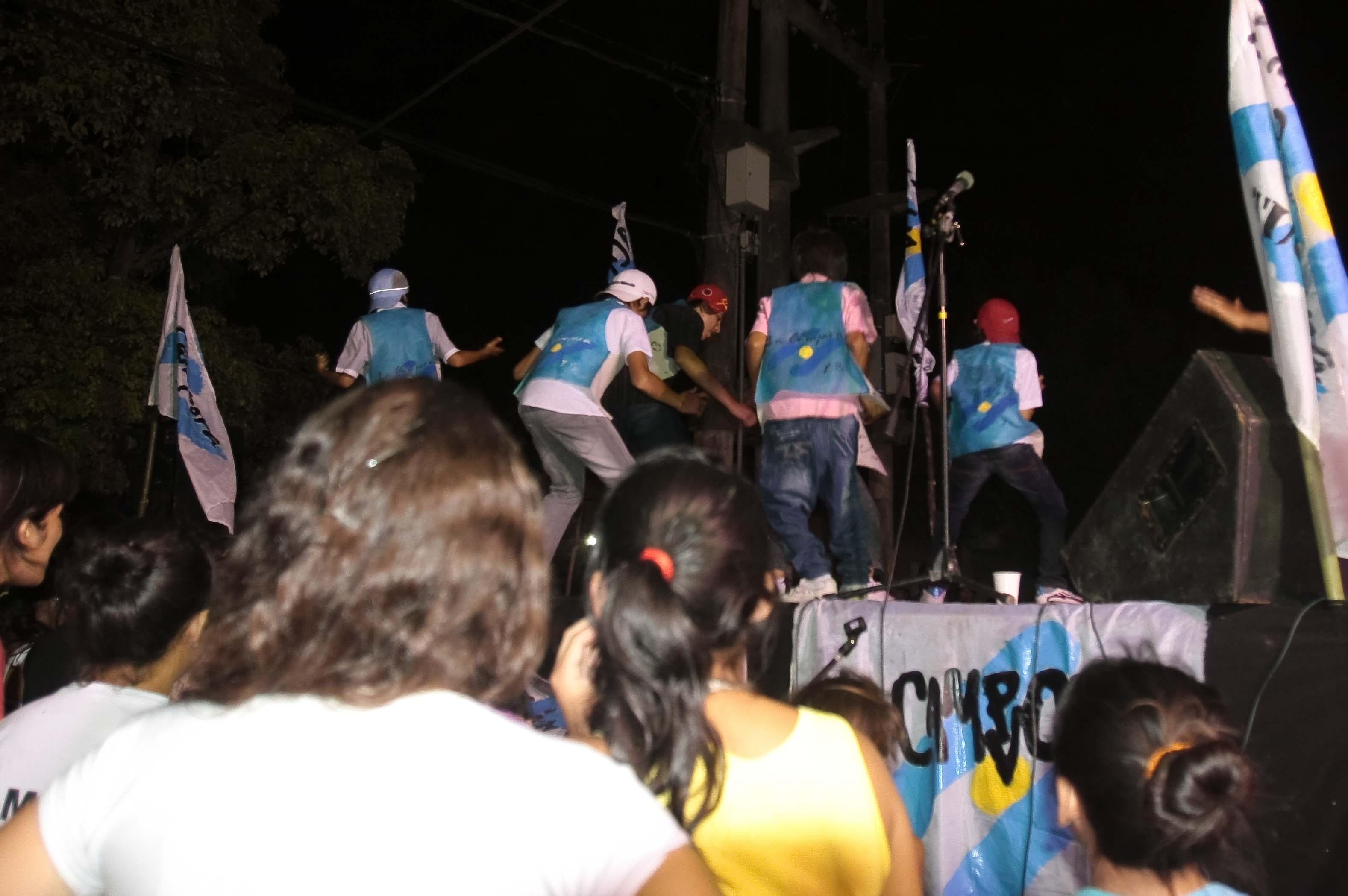 Tucumán: Florecen 1000 flores en la UB de Yerba Buena