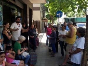 Compras Comunitarias de Alimentos en la Ciudad