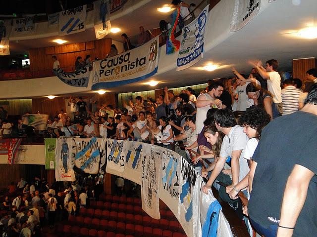 CFK en Teatro Coliseo