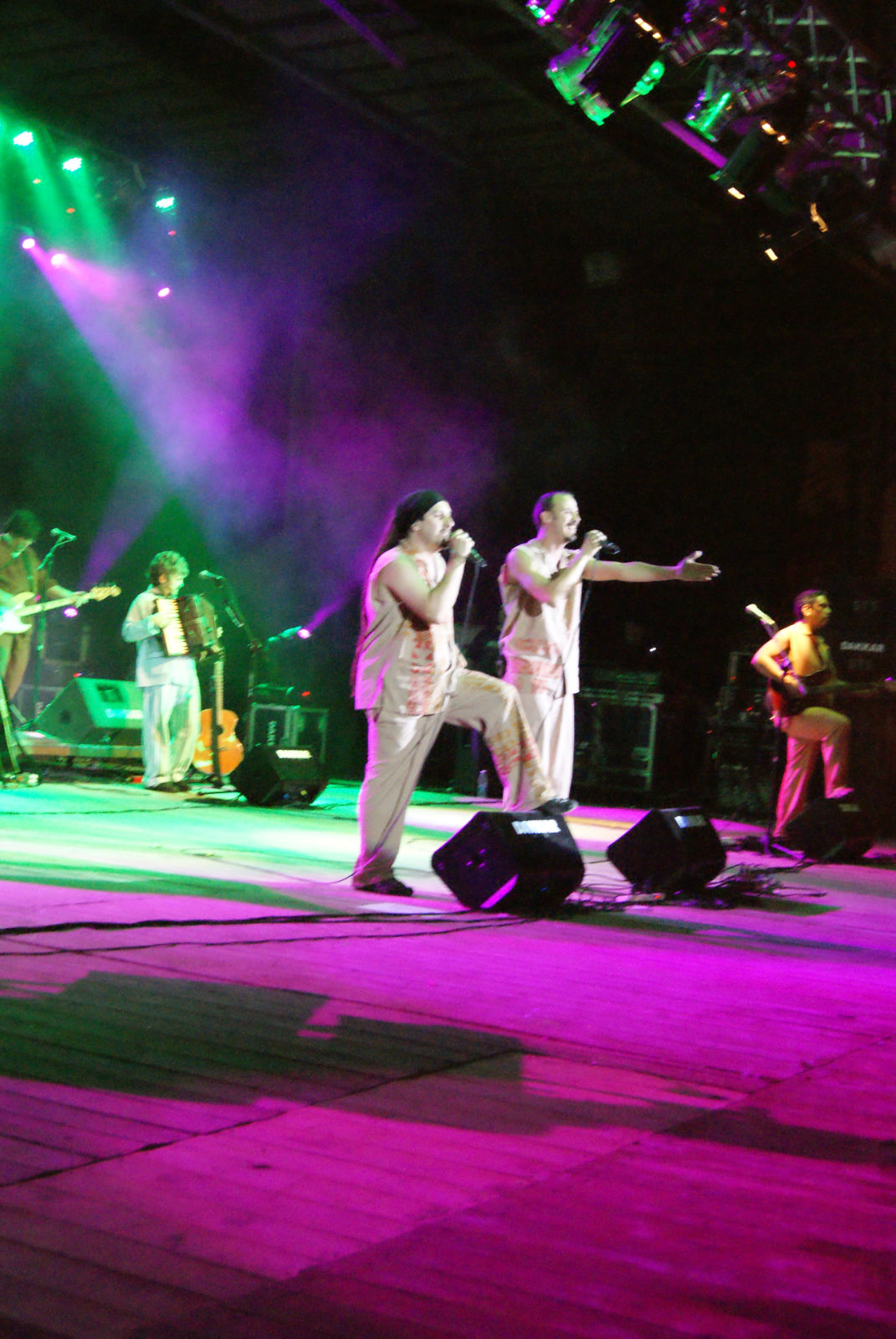 """La más  """"Maravillosa Música"""" se escuchó en Santiago del Estero"""