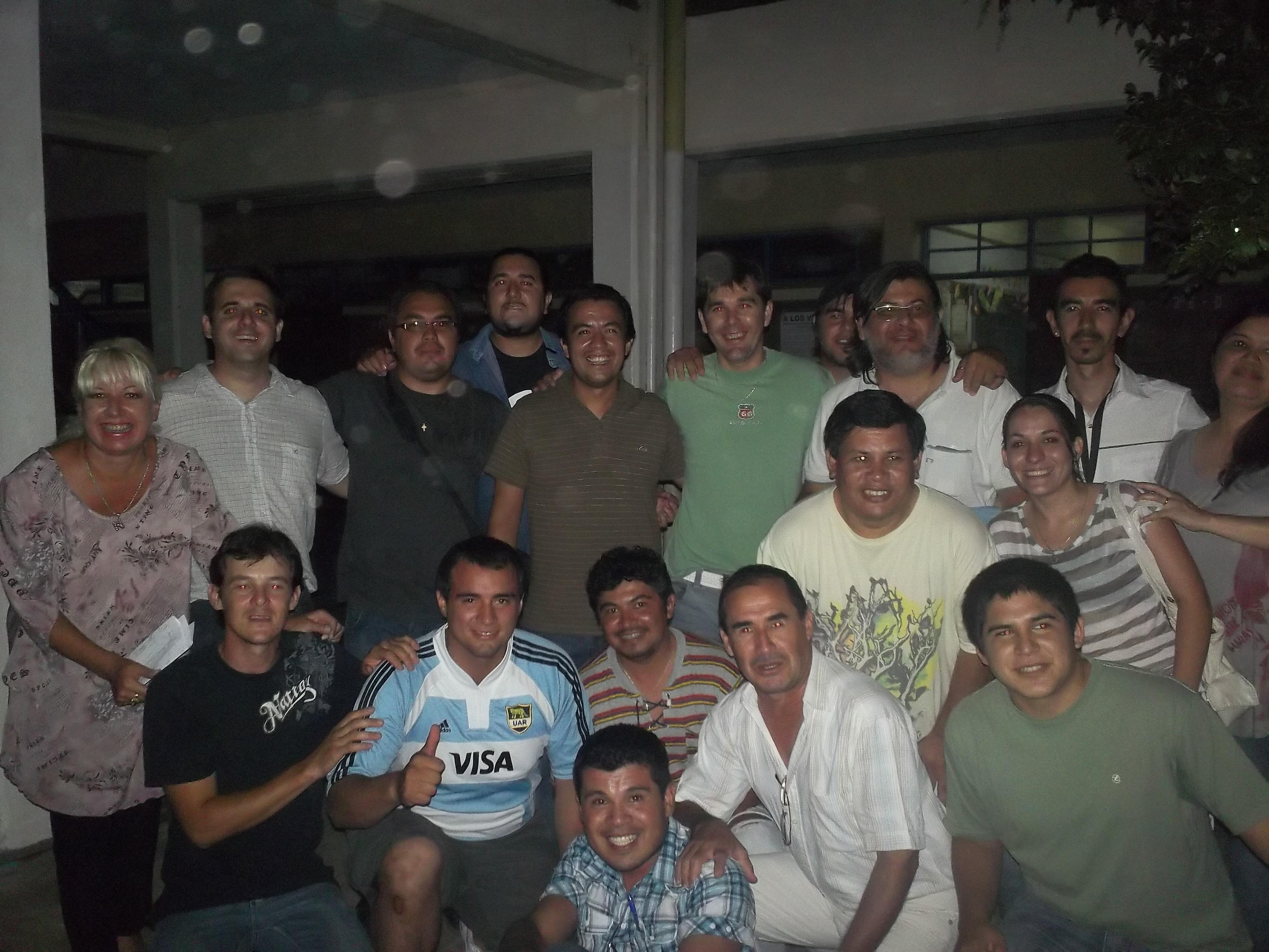 Chaco elecciones rector