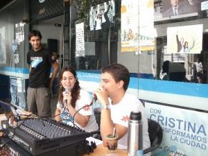 """Doble Compra Comunitaria y Radio Abierta """"Sintonía Fina"""" en Montserrat"""