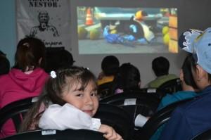 Río Gallegos: En Vacaciones cine para todos