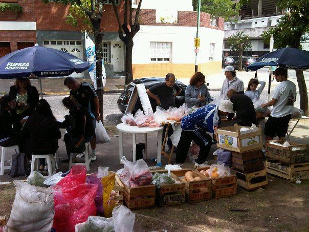 Compras Comunitarias en la Ciudad