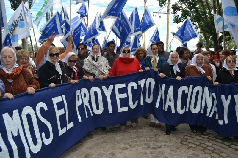 Las Madres en Río Gallegos