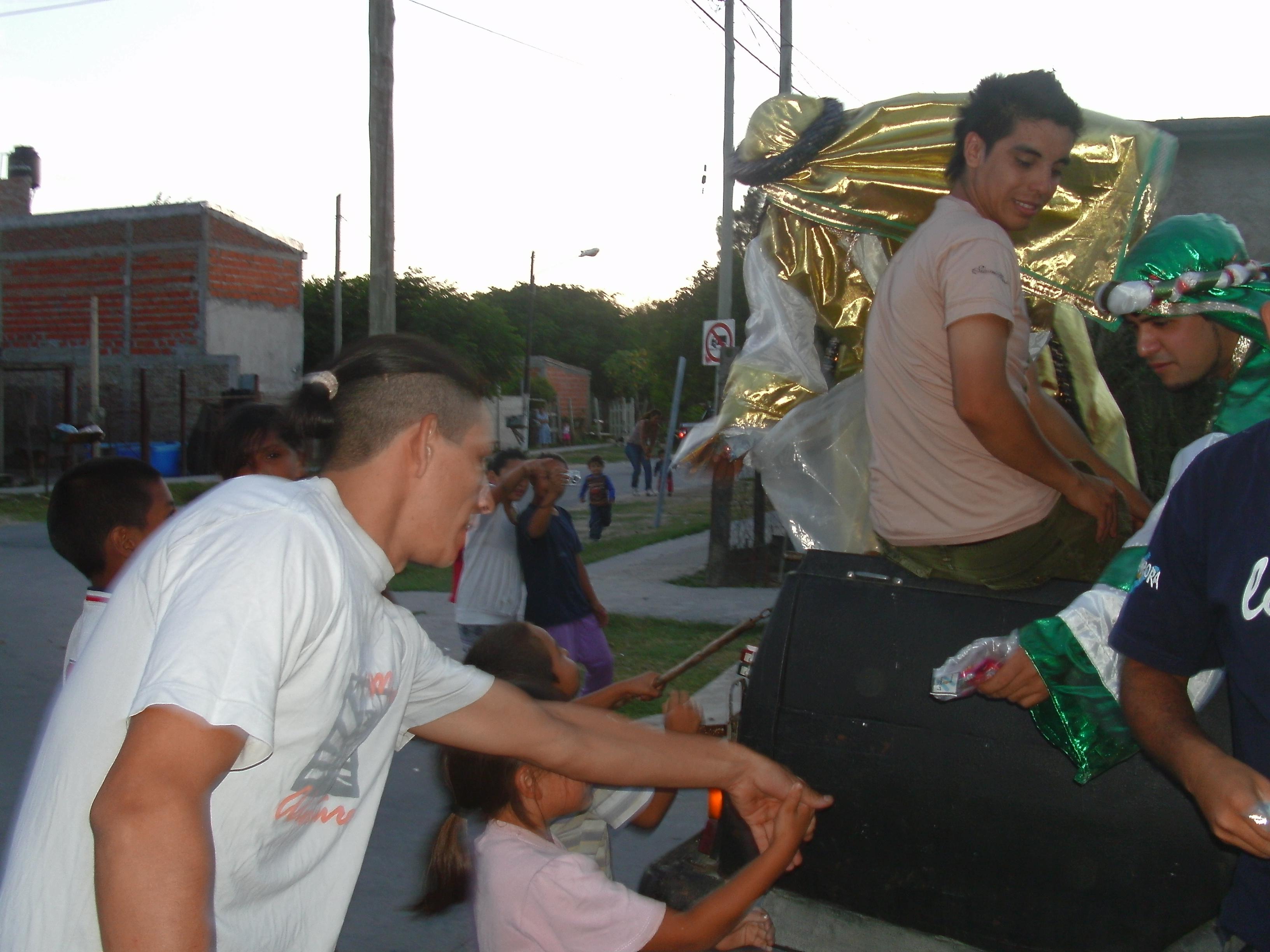 Reyes Magos provincia de Buenos Aires