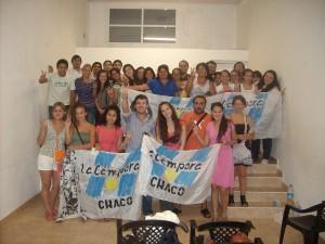 Talleres y charlas en Chaco