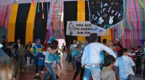 Volvio la alegría, volvió el Carnaval en Río Gallegos!