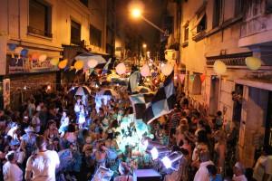 Canción de carnaval en Montserrat