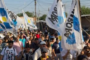 La Cámpora y Movimiento Evita acompañan a familiares de las víctimas de José León Suárez