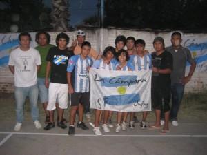 Fútbol para todos y todas en Jujuy
