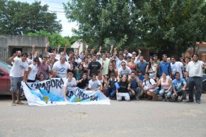 Provincia de Buenos Aires: La Cámpora continúa organizando los barrios