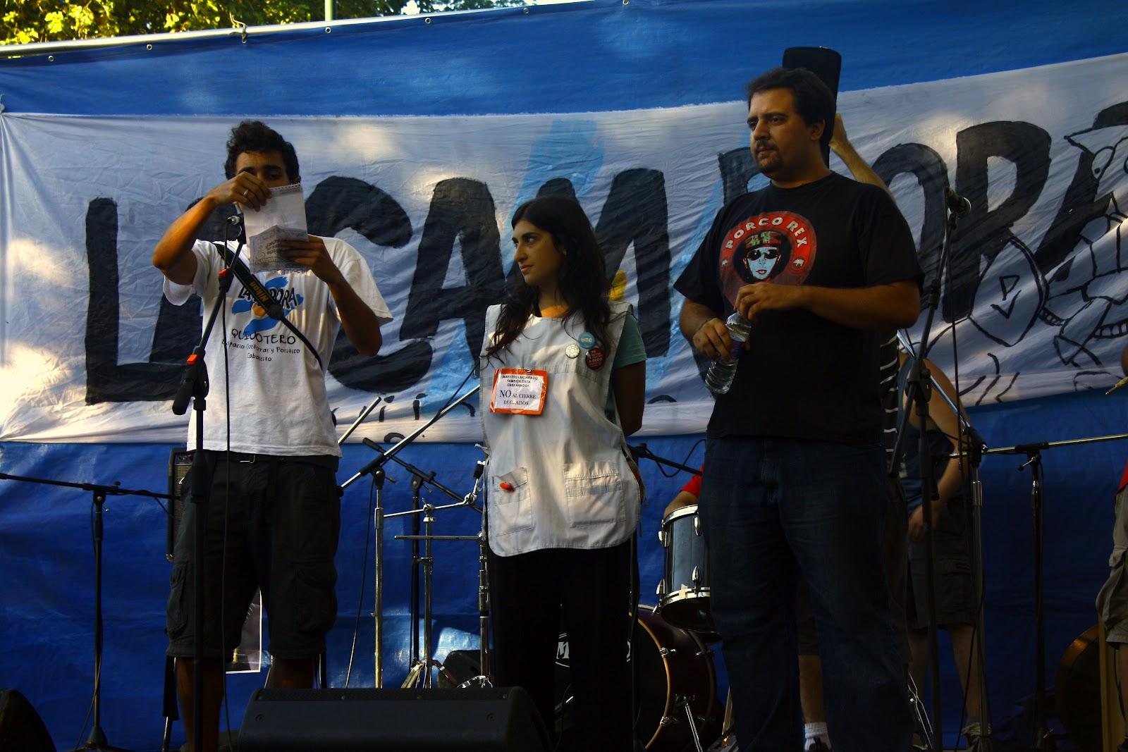 Festival por los Derechos Humanos en la Comuna 6