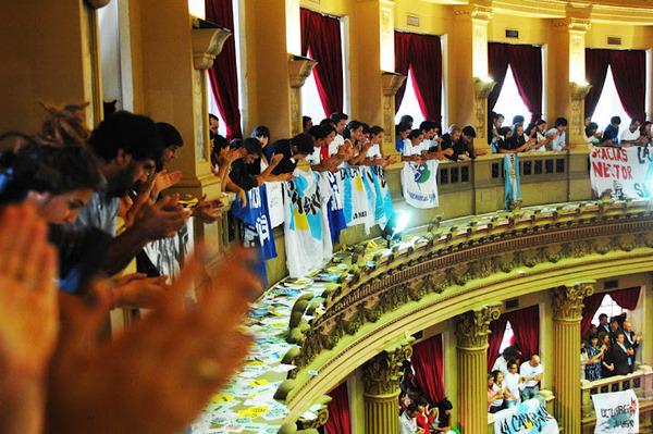 Apertura sesiones 2012