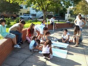 La Cámpora Tigre organizó una jornada cultural por la Memoria
