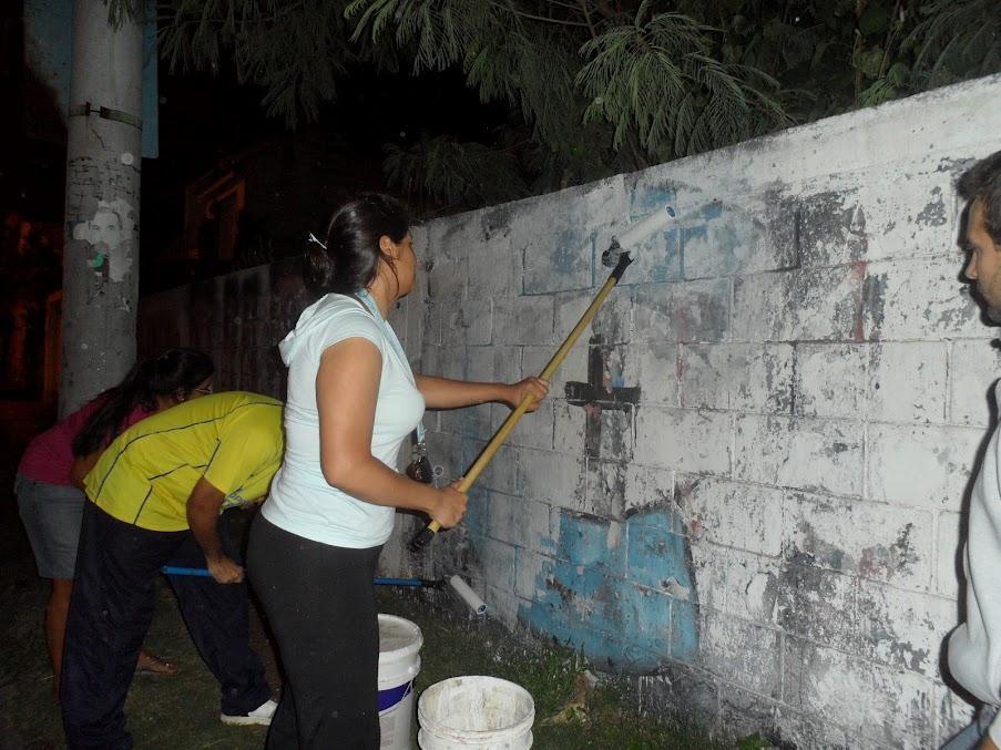 Pintadas en Córdoba 02
