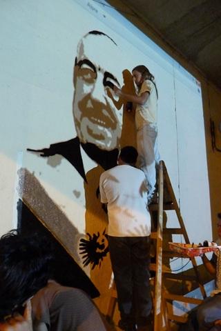 Mural homenaje 06