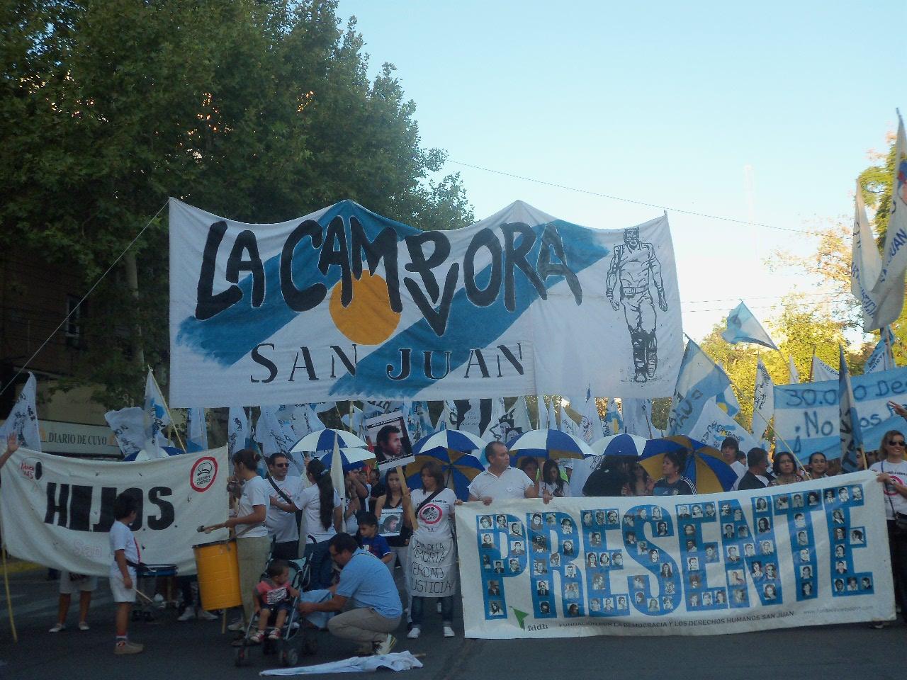 07 Marcha en San Juan