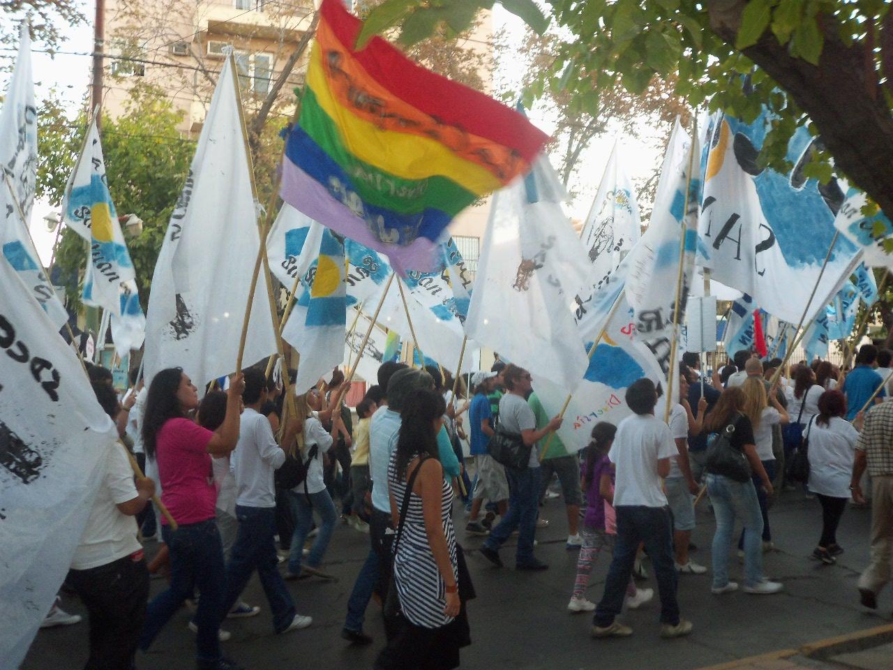 04 Marcha en San Juan