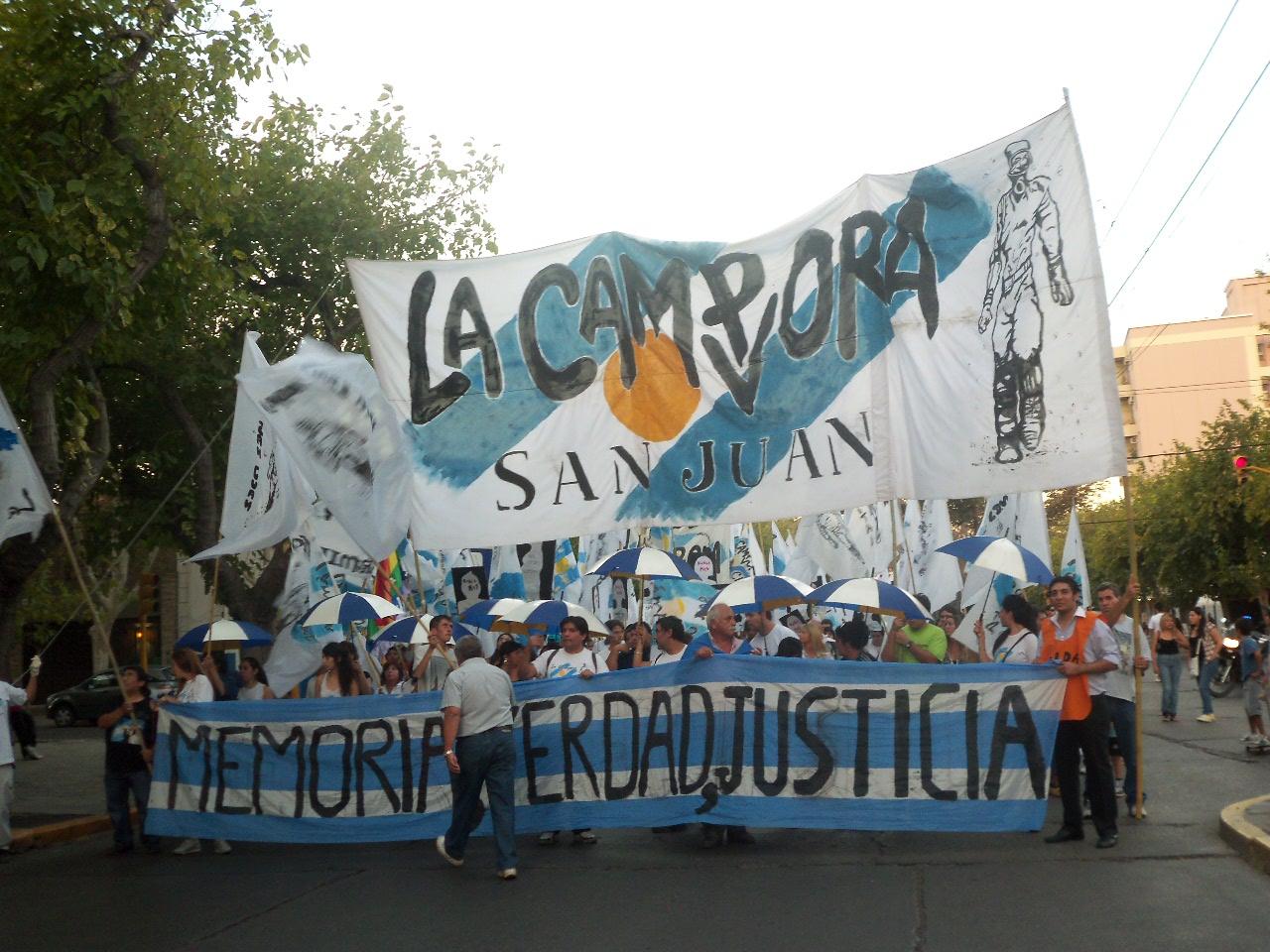 03 Marcha en San Juan