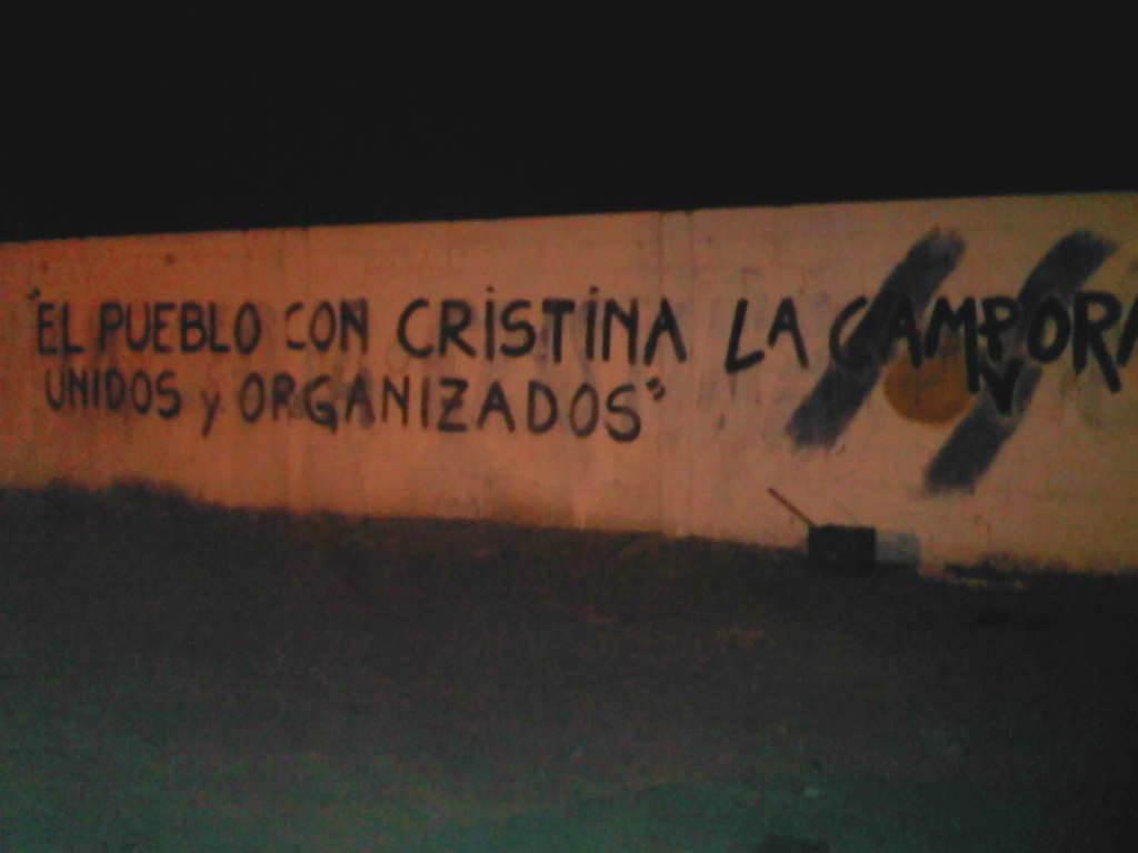 Pintadas en San Juan 01