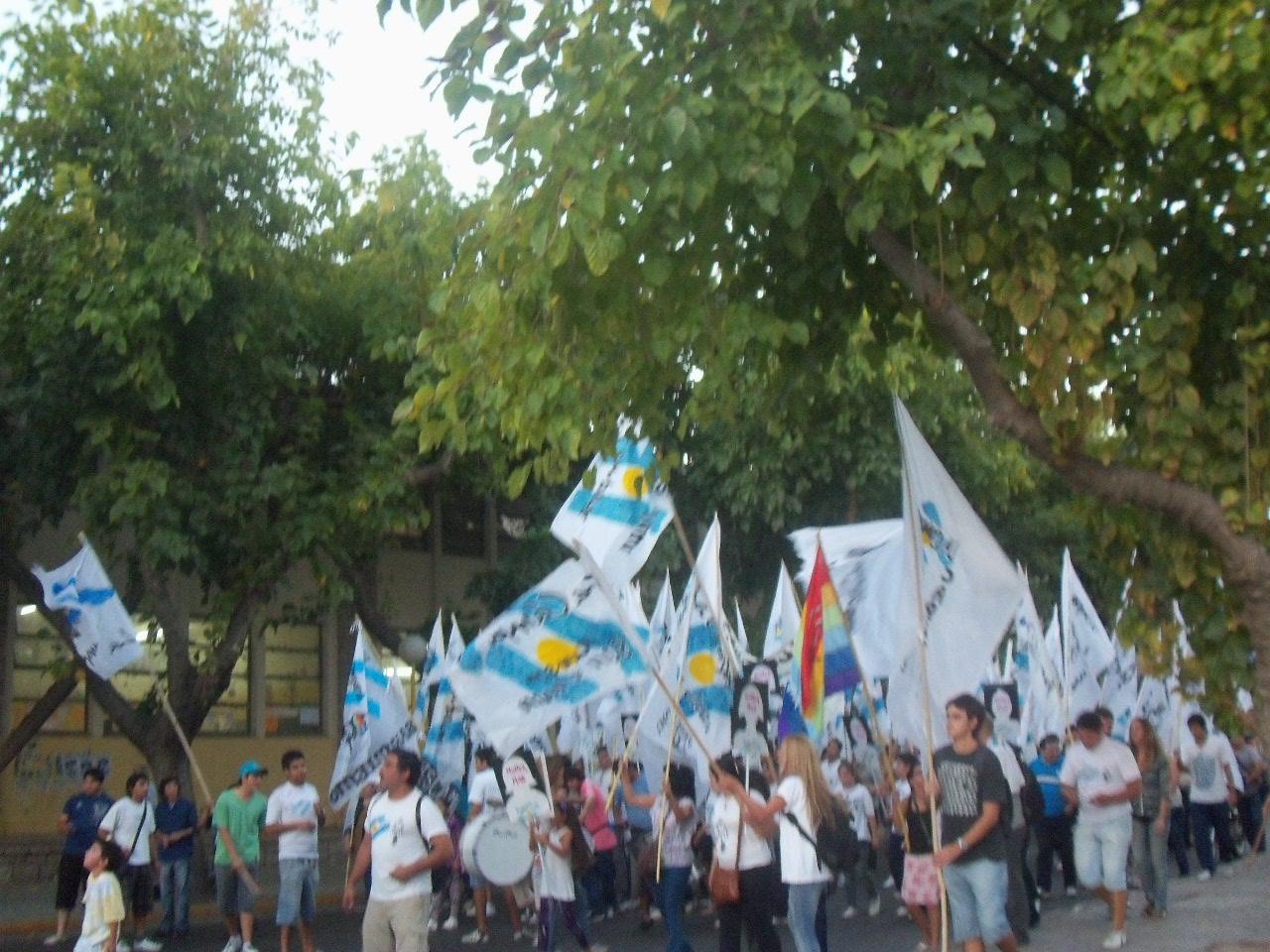02 Marcha en San Juan