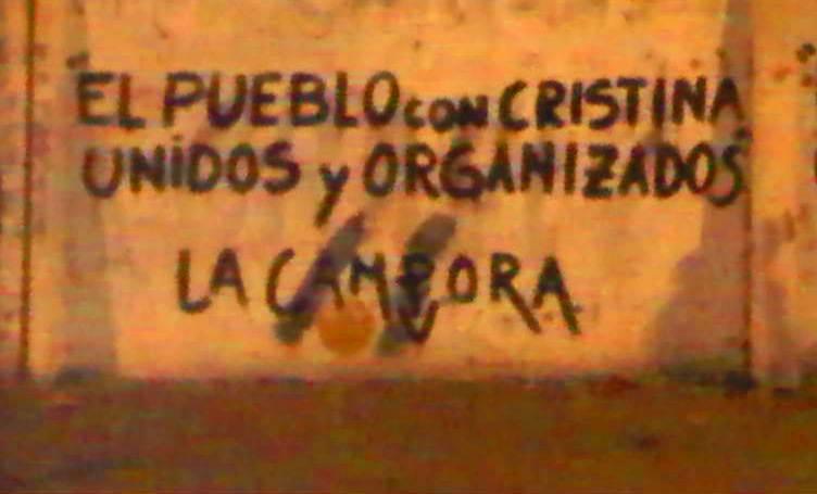 Pintadas en San Juan 07