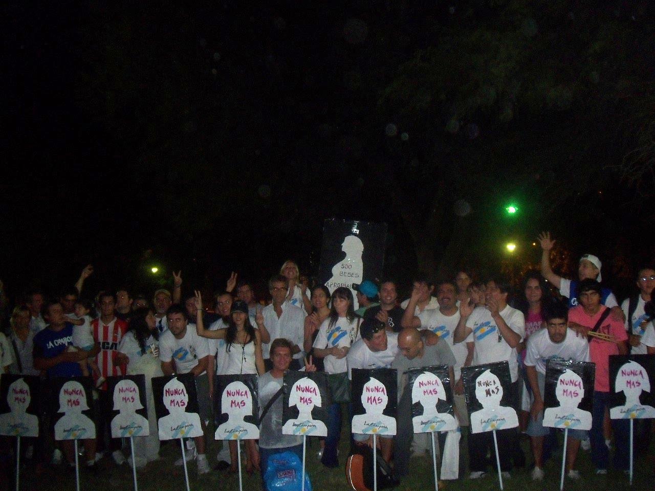 10 Marcha en San Juan