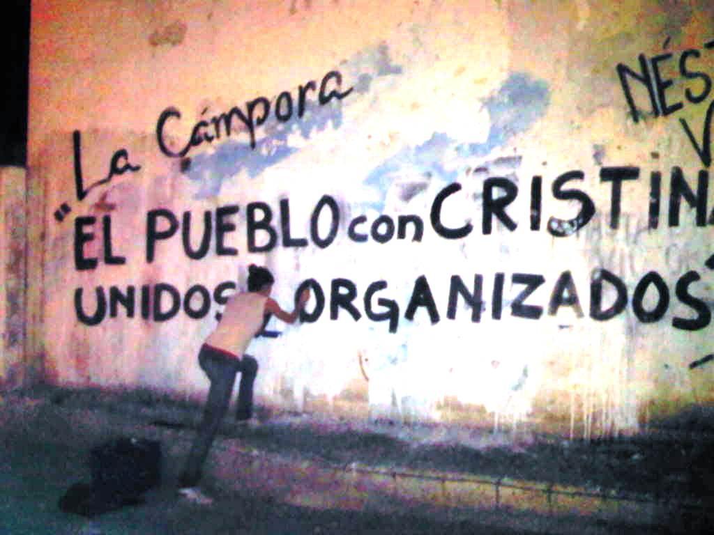 Pintadas en San Juan 09