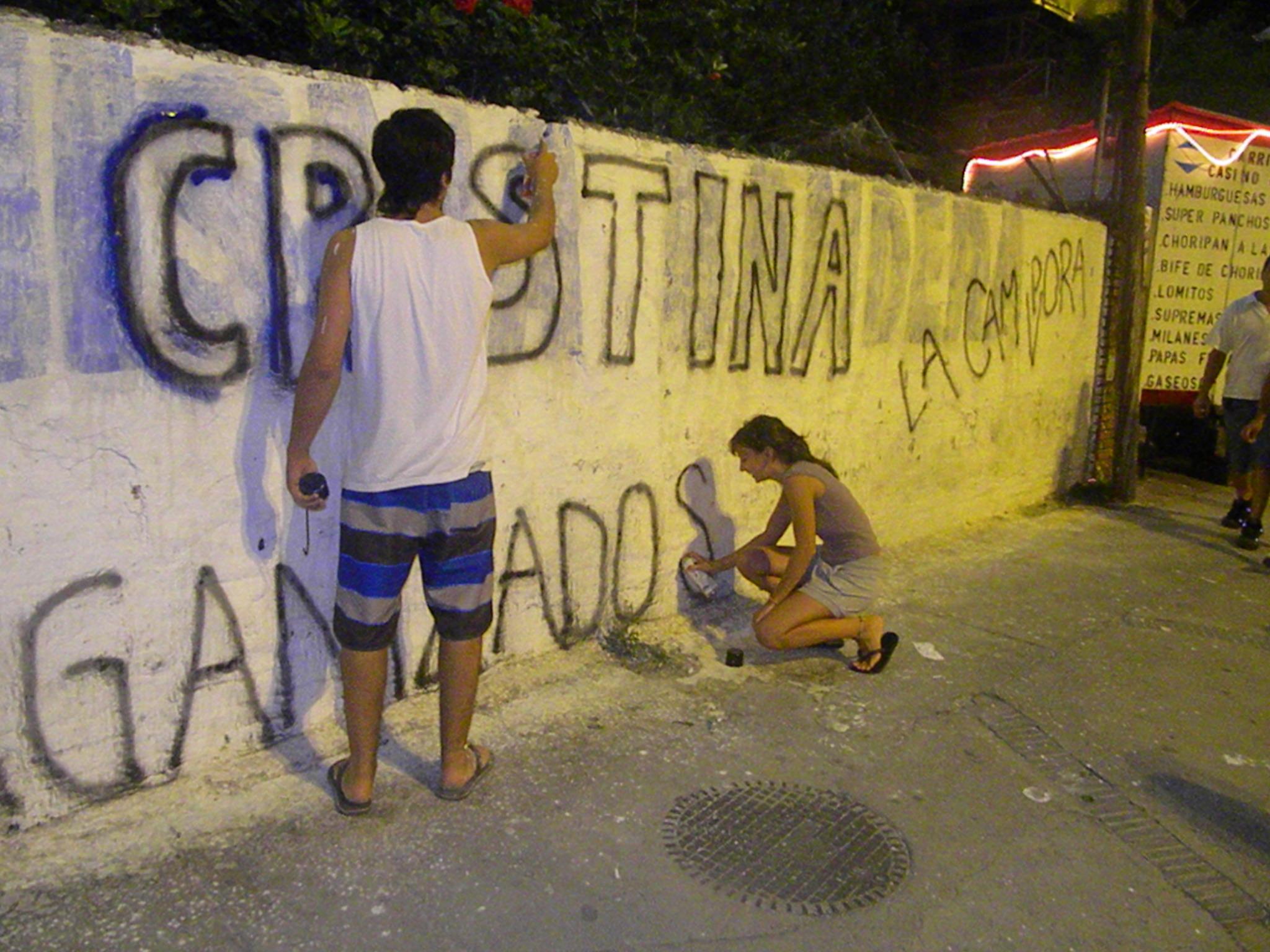 Pintadas en Rosario 02