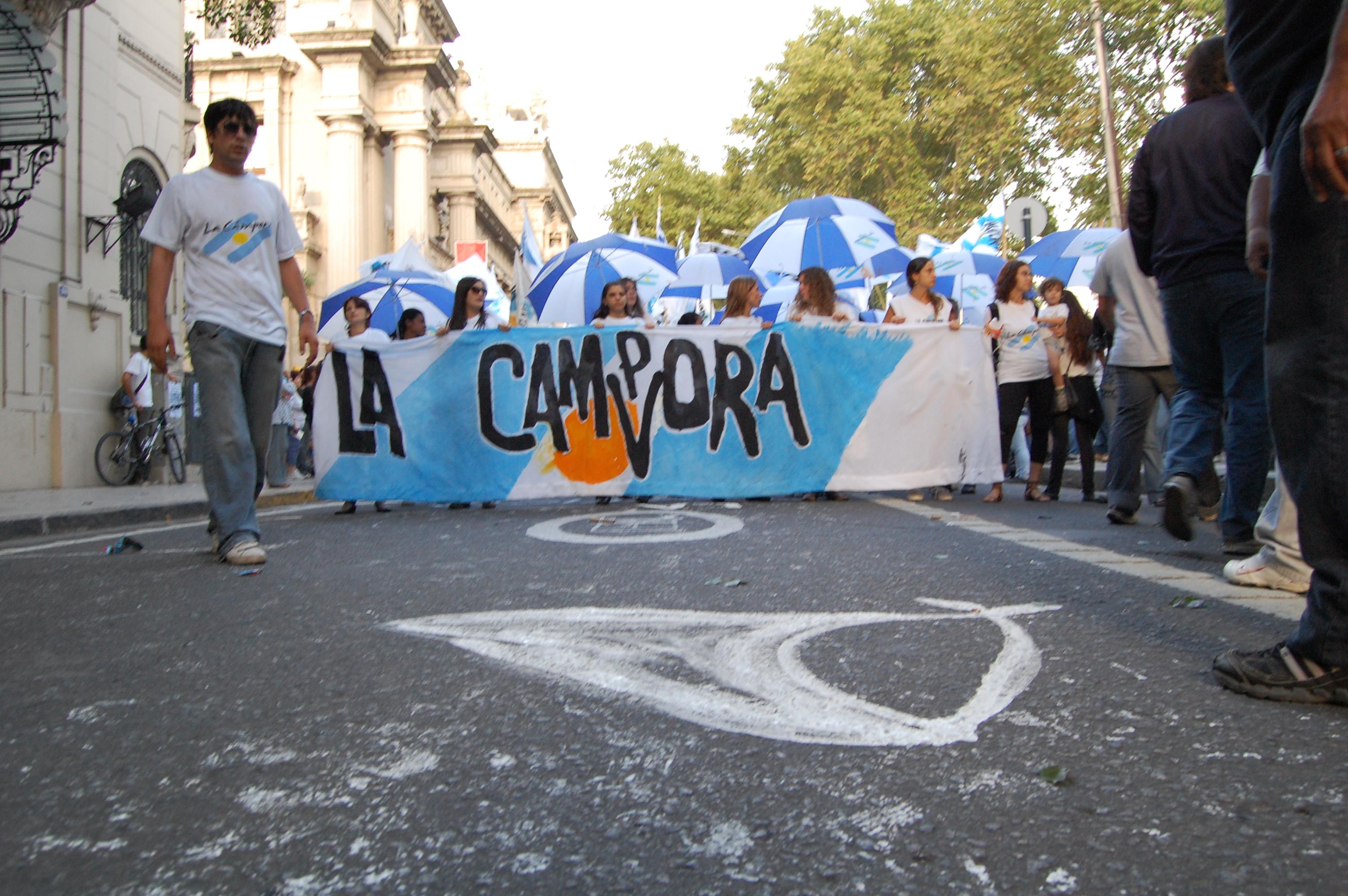 02 Marcha 24 de marzo en Rosario