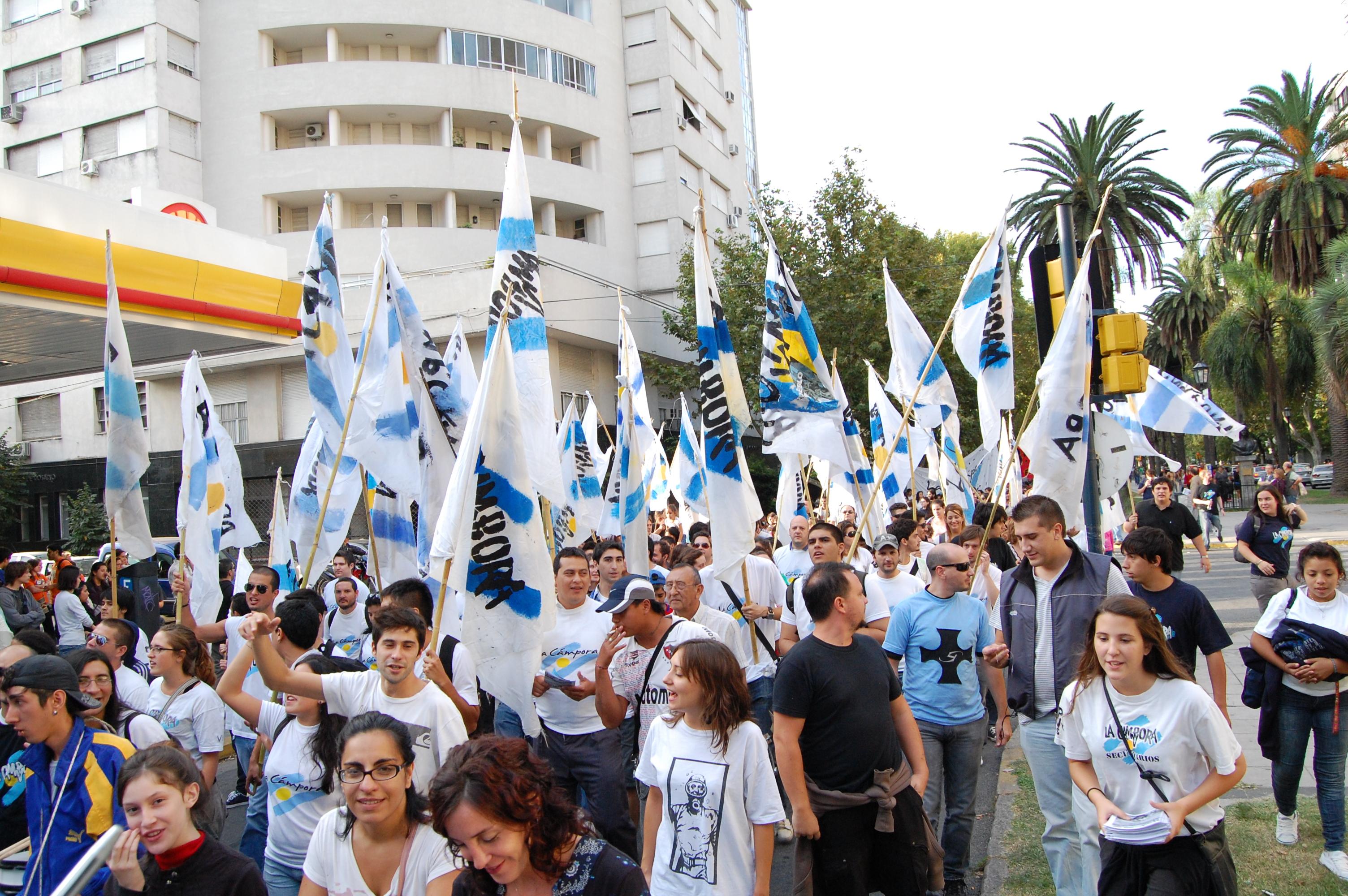 03 Marcha 24 de marzo en Rosario