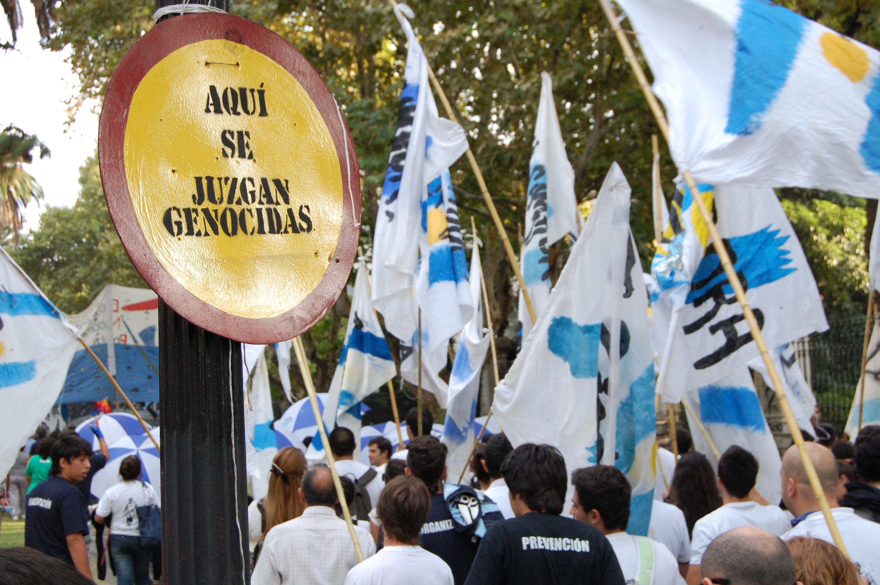 04 Marcha 24 de marzo en Rosario