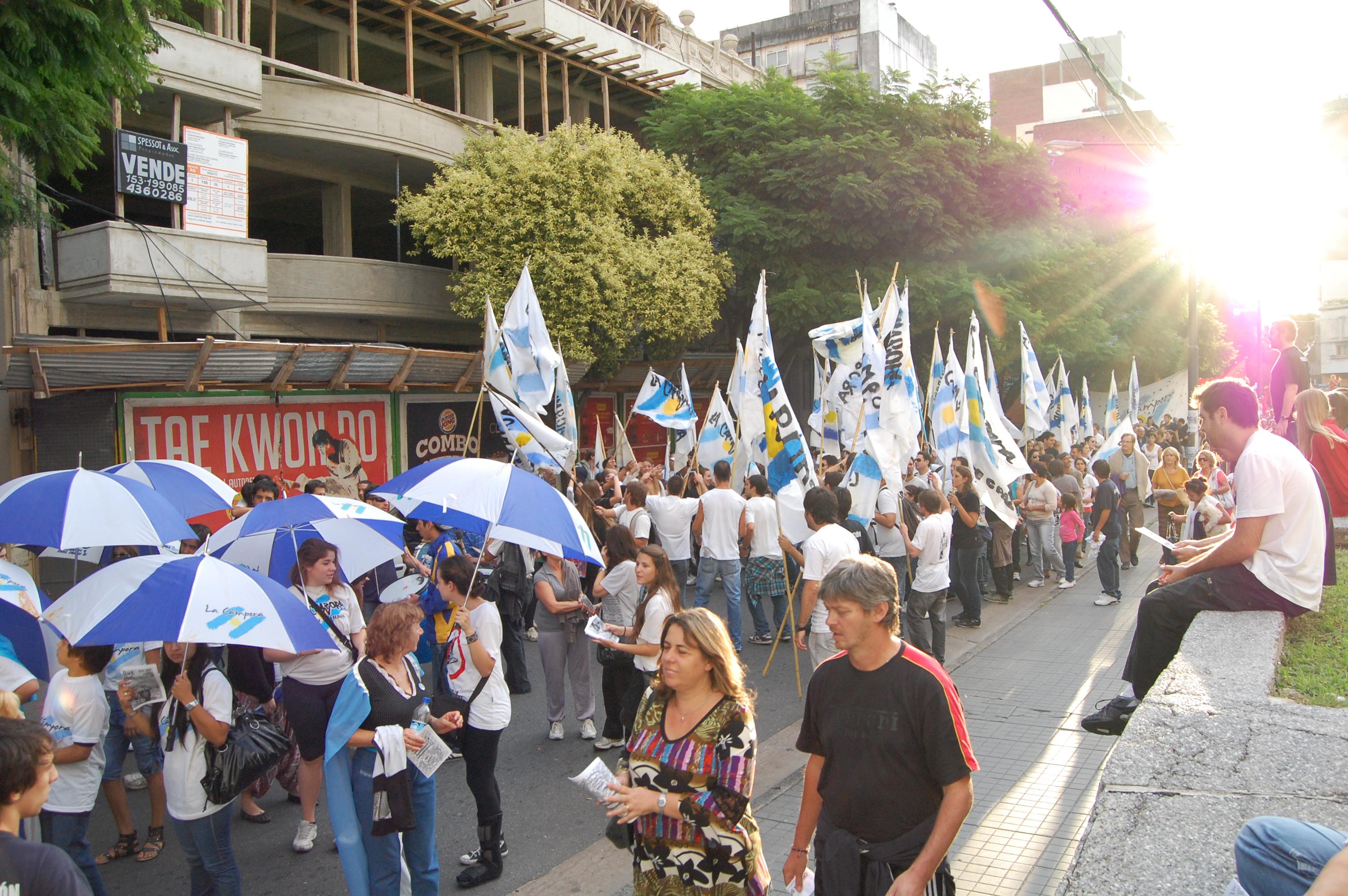05 Marcha 24 de marzo en Rosario