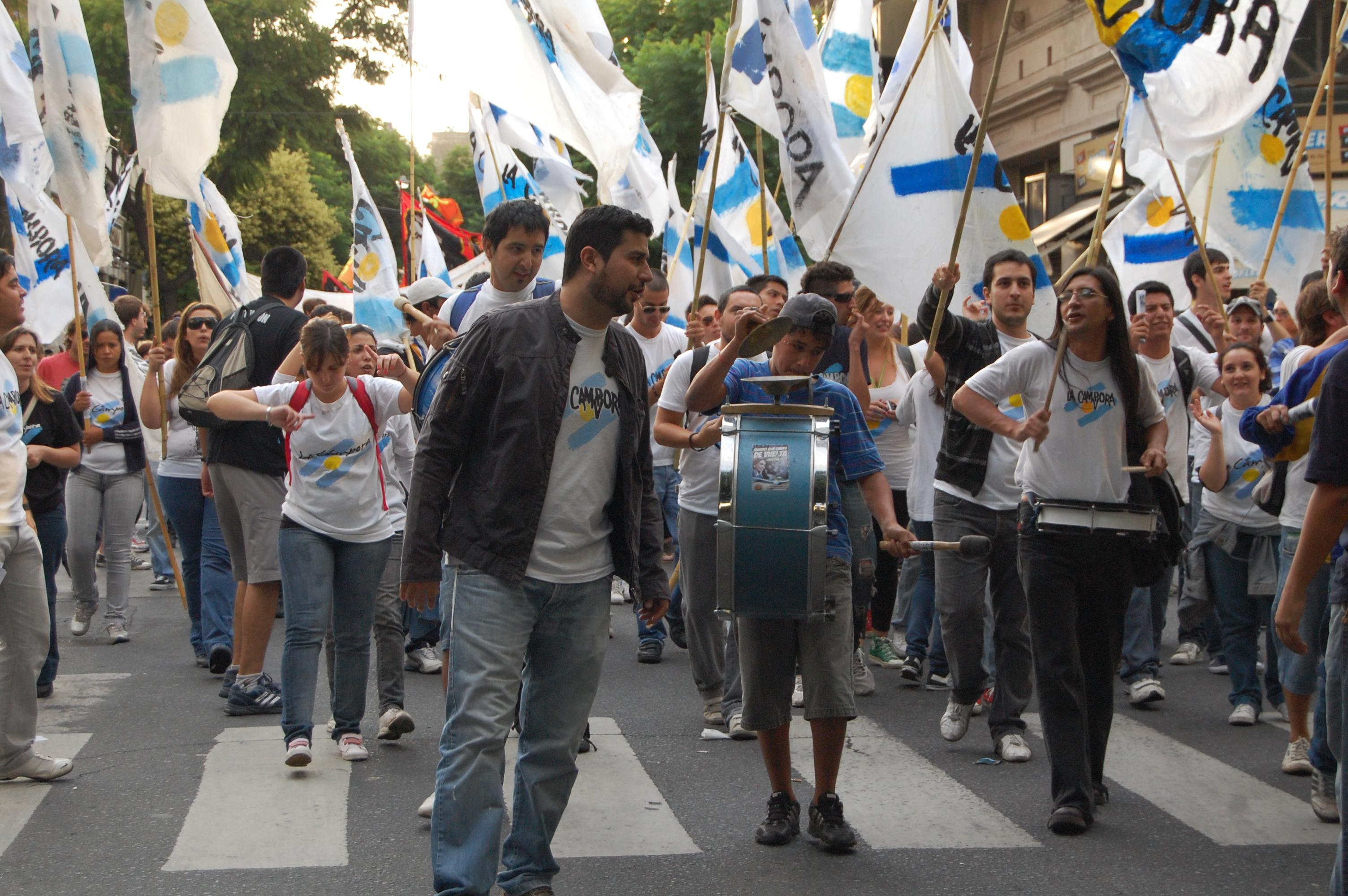 07 Marcha 24 de marzo en Rosario