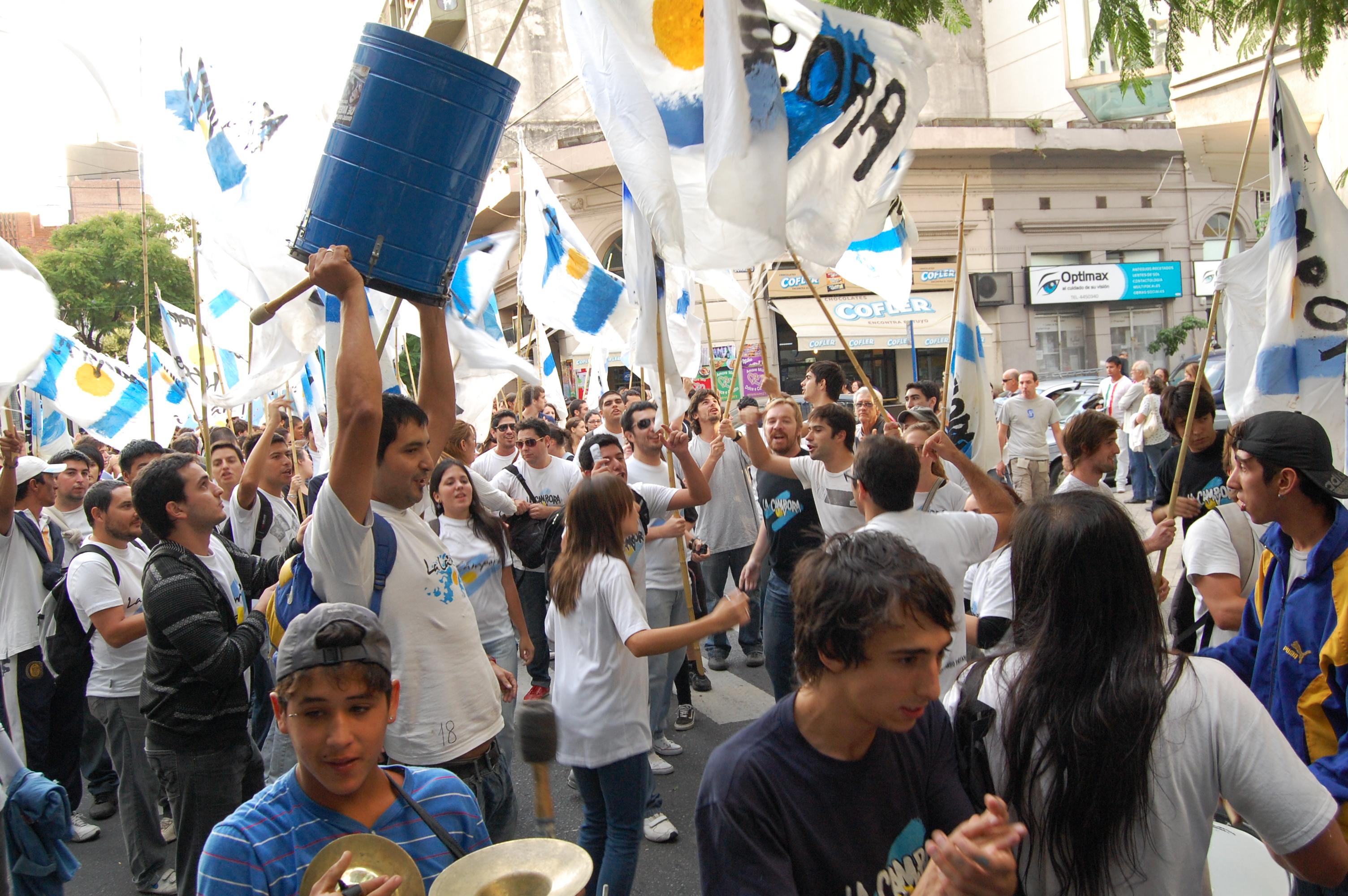 08 Marcha 24 de marzo en Rosario
