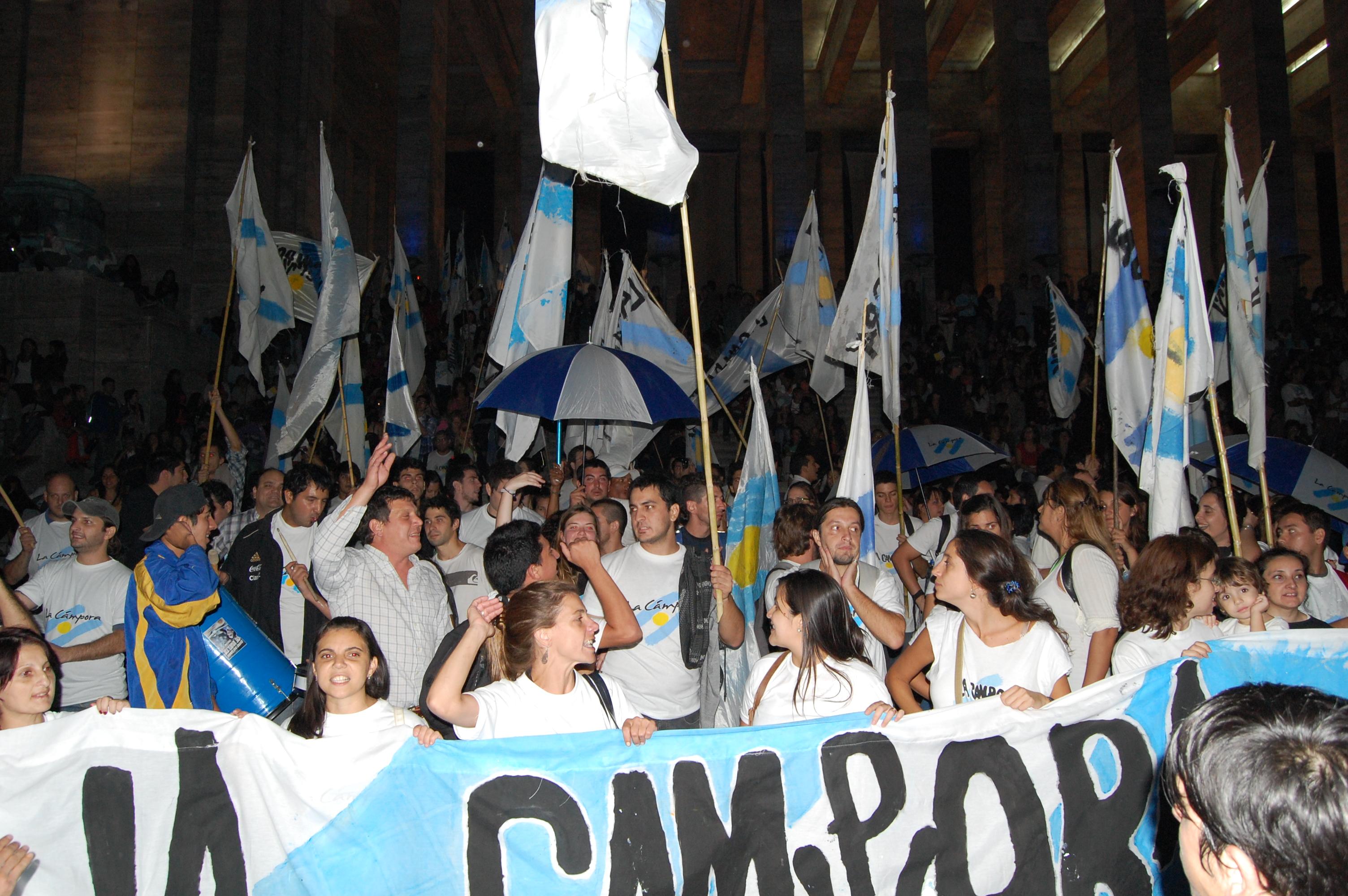 10 Marcha 24 de marzo en Rosario