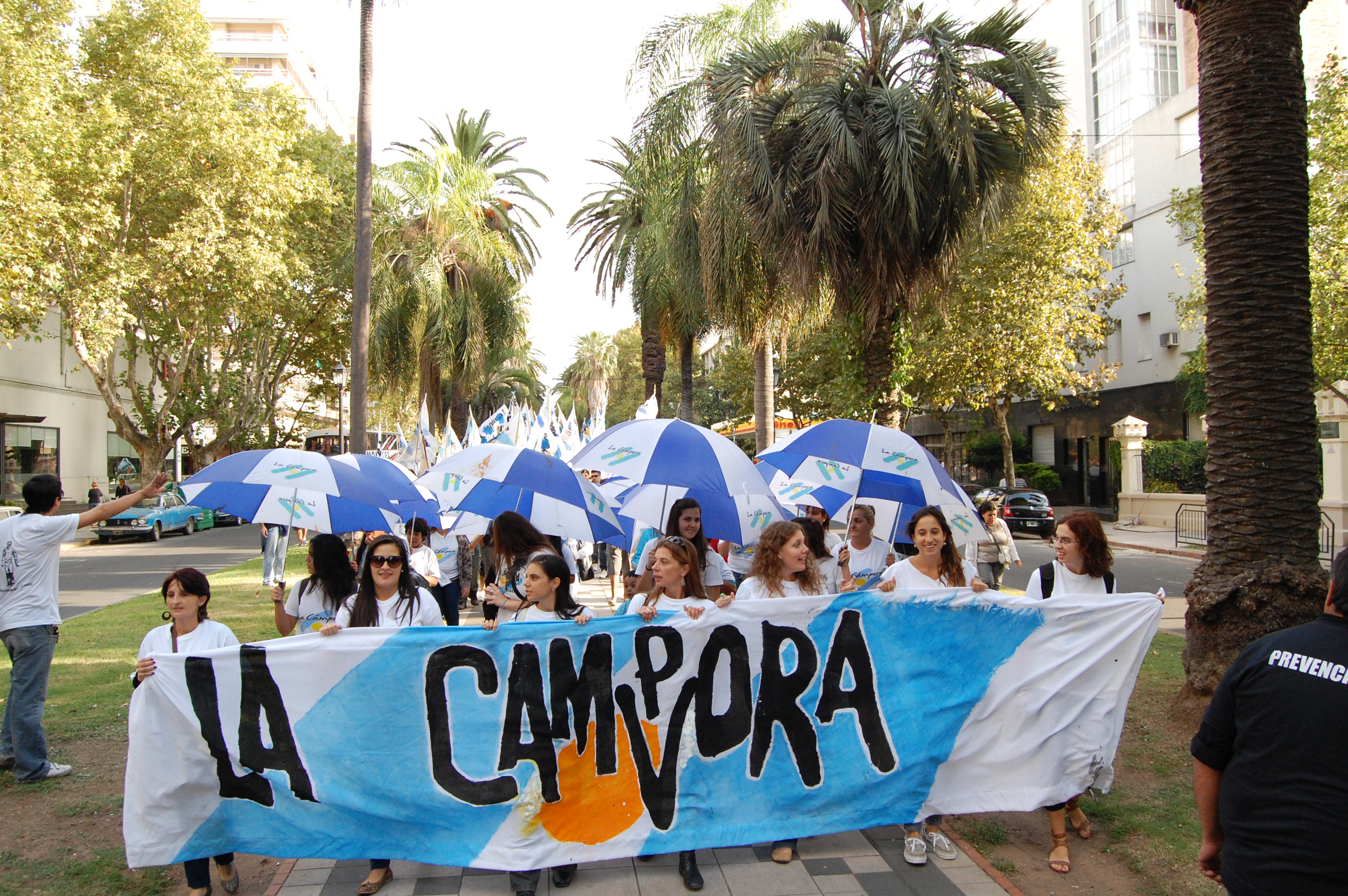 12 Marcha 24 de marzo en Rosario