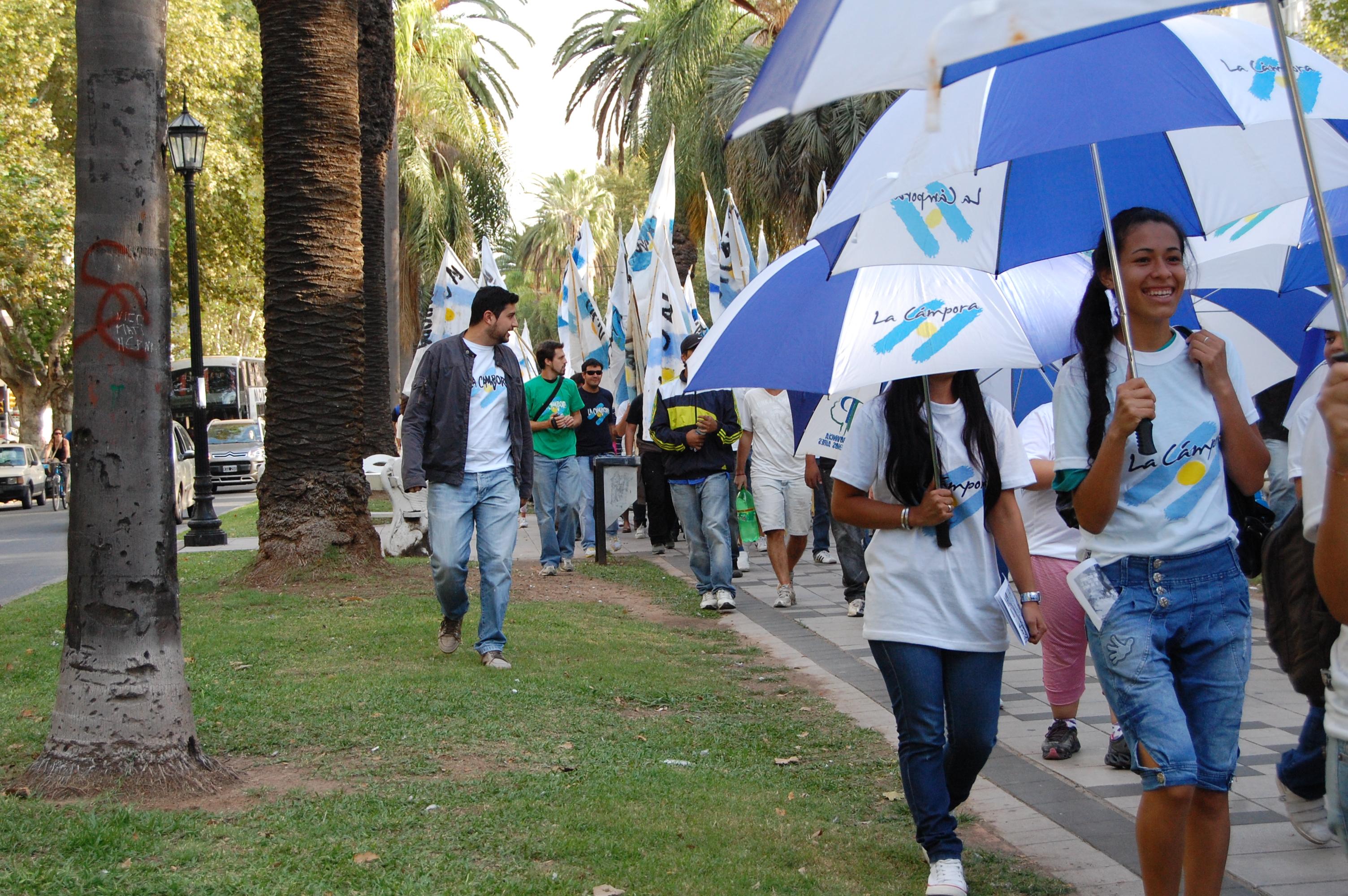 13 Marcha 24 de marzo en Rosario