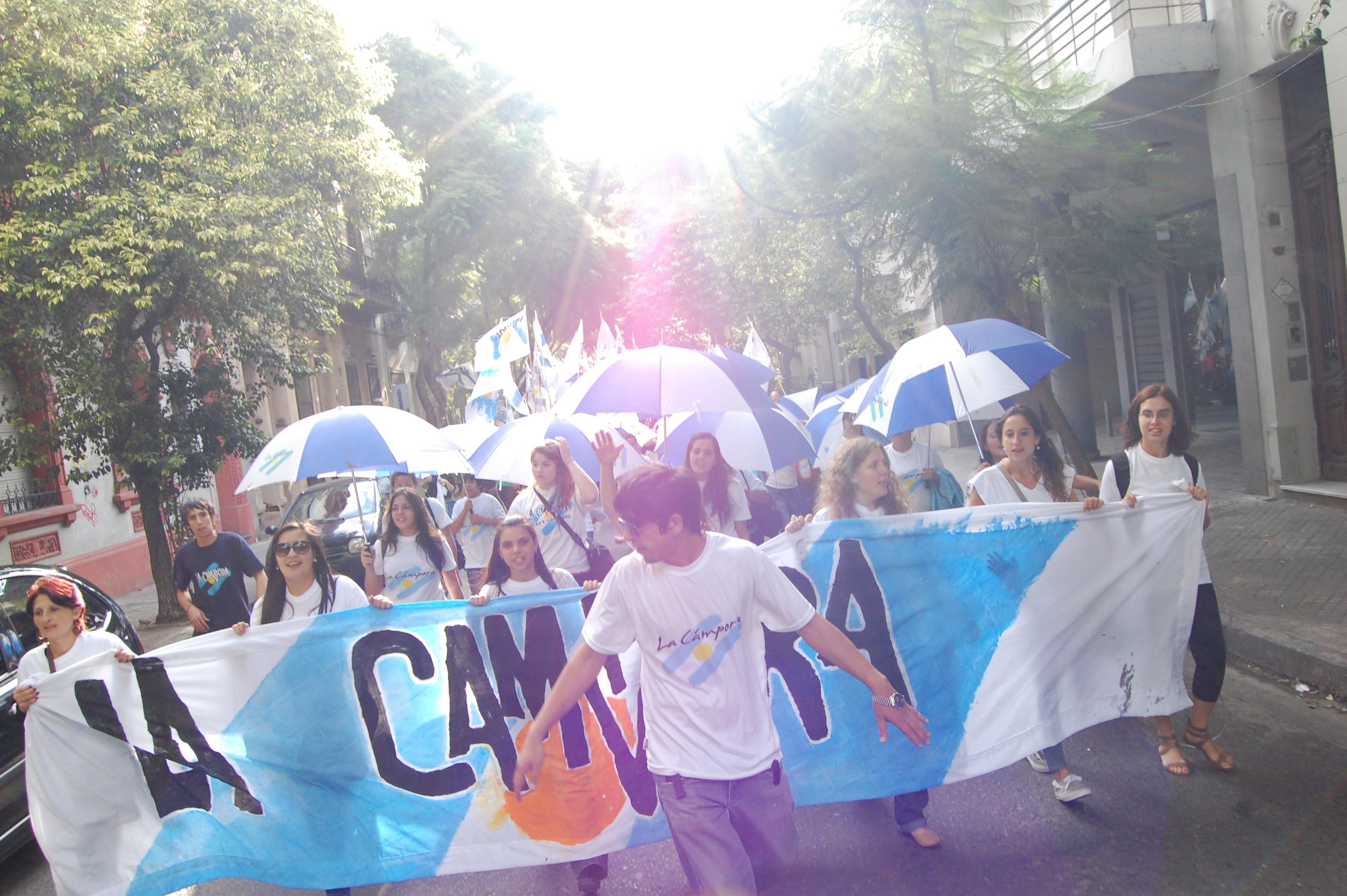15 Marcha 24 de marzo en Rosario