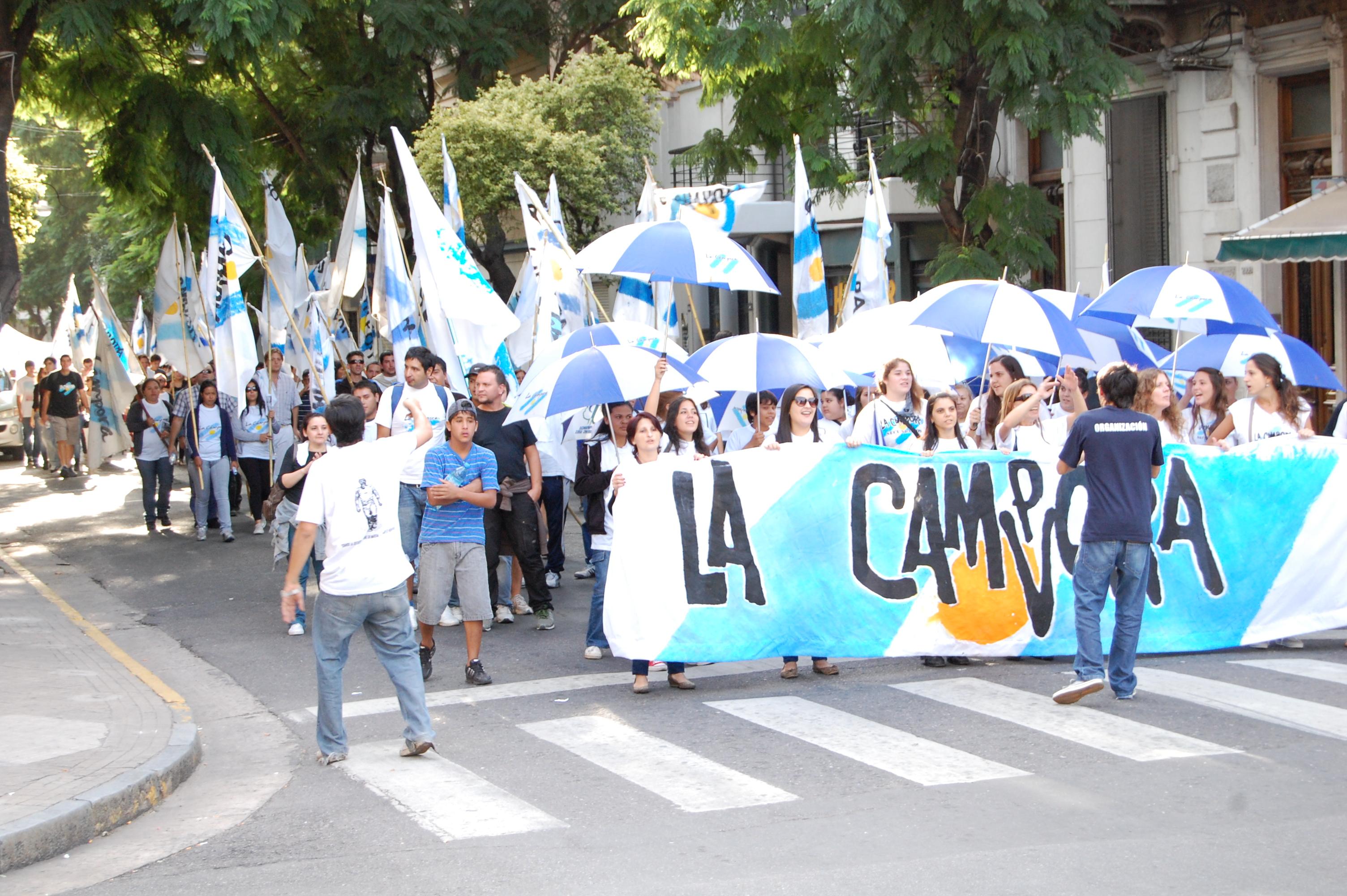 18 Marcha 24 de marzo en Rosario